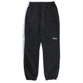 [Fresh anti youth] Jersey Pants – Black