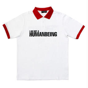 I AM NOT A HUMAN BEING[17SS] But People Love Me PK Shirts – Red