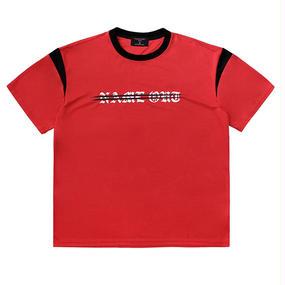 [Nameout] Jersey Shirts – Red