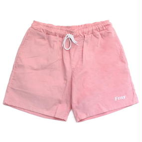[Fresh anti youth] Corduroy Short Pants – Pink