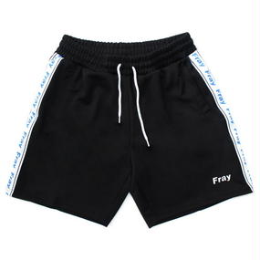[Fresh anti youth] Jersey Short Pants - Black