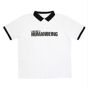 I AM NOT A HUMAN BEING[17SS] But People Love Me PK Shirts – Black