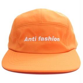 [Fresh anti youth] Fray Camp Cap - Orange