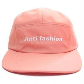 [Fresh anti youth] Fray Camp Cap - Peach