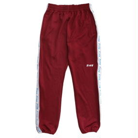 [Fresh anti youth] Jersey Pants – Burgundy