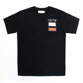 [EASY BUSY] Rothko T-Shirts – Black