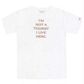[EASY BUSY] Tourist T-Shirts - White