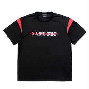 [Nameout] Jersey Shirts – Black