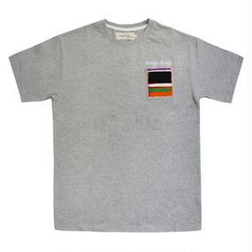 [EASY BUSY] Rothko T-Shirts – Grey
