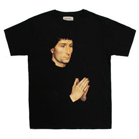[EASY BUSY] Memling T-Shirts – Black