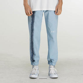 「MGI」LIGHT BLUE LOUNGE DENIM PANTS
