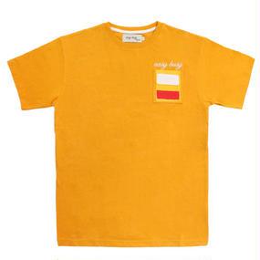 [EASY BUSY] Rothko T-Shirts – Yellow