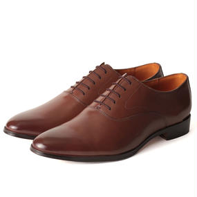 No.3002|McKay Plain Toe Oxford |Light Brown