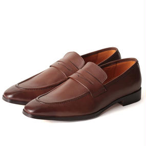 No.1003|McKay dress loafer|Light Brown