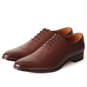 No.3001|McKay Captoe Oxford|Light Brown