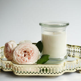 live candle -status jar-
