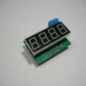 7セグ+ DHT11 センサーシールド [MK-PKBN-041]
