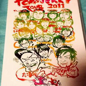 Tom&JerryToue 2011