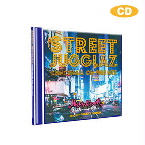 [ CD ] STREET JUGGLAZ -Dancehall On Fire Mix-