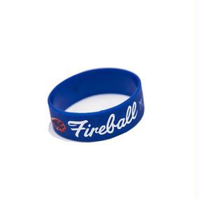 【FIRE BALL】No Boundariesシリコンバンド