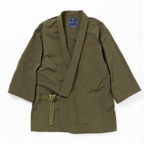 """Ventile Monk's Working Clothes """"SAMUE""""/KHAKI"""