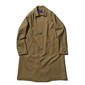 Dress Rip Travel Long Coat/KHAKI
