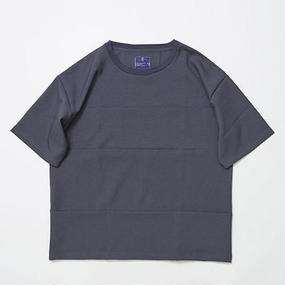 Twill Stretch Packable Pocket Tee/STEEL