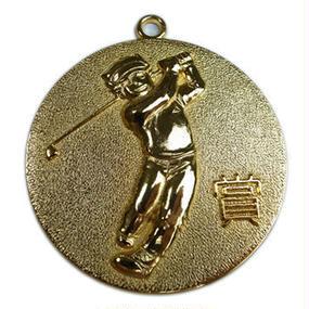 キッズゴルフメダル