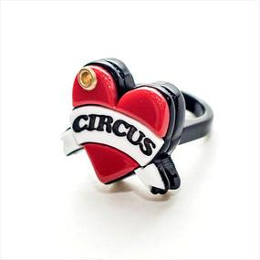CIRCUS RING (RED)