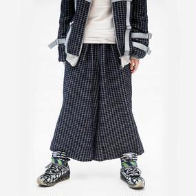 TWEED HAKAMA PANTS <受注中>
