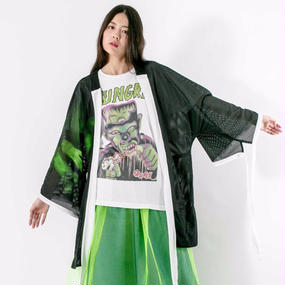 ANTI HERO HAORI <BK>