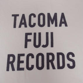 TACOMA FUJI RECORDS / TACOMA FUJI RECORDS LETTER PRINT