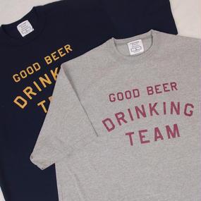 TACOMA FUJI RECORDS / GOOD BEER DRINKING TEAM