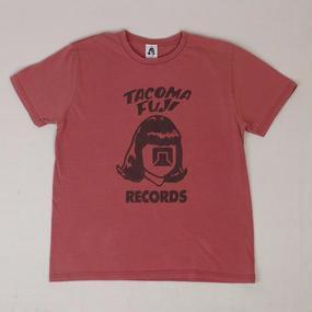 TACOMA FUJI RECORDS / TACOMA FUJI RECORDS LOGO '17