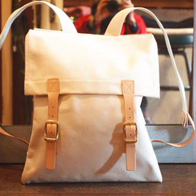 """""""Cross Canvas Company"""" Day Pack"""