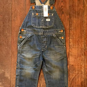 Lee Kids Overall [used wash]