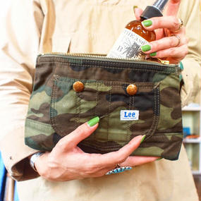 """LEE"" Over All Pouch (CAMO)"