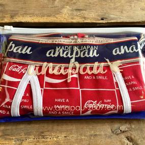 """[再入荷] """"ANAPAU"""" Boxer Pants(California/RED)"""
