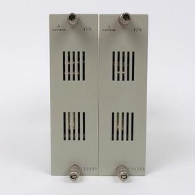 SIEMENS V274 / Isolating amp (line amp) ×2
