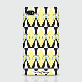 Yellow Circus Case for iPhone 6