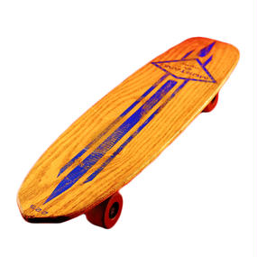 """VINTAGE SKATEBOARD """"MUSTANG BY DURO"""""""
