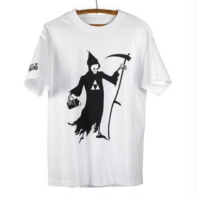 "HUF X BLACK SCALE ""REAPER"" Tee / Size M"