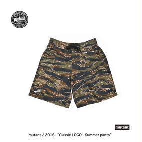 Classic LOGO Summer Pants