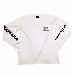 Keith Haring × THRASHER 35th Long Sleeve T-shirt  White