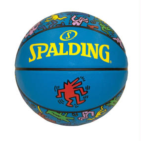 SPALDING x Keith Haring BALL SIZE 5