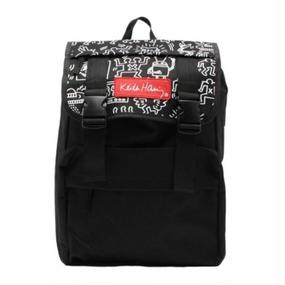Keith Haring Bag Pack  Black②