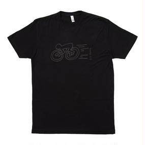"Keith Haring Unisex T-Shirts ""Speed Bicycle "" キース・ヘリング ユニセックス Tシャツ"