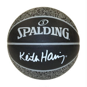 SPALDING x Keith Haring BALL SIZE 7