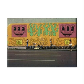 Keith Haring Photo Magnet