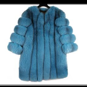 """①【¥386,000】Back In Stock!!再入荷 Real Fox Fur Coat(フォックスファーコート) /Saga Fur """"SAGA SUPERIOR"""" (サガ・ファー)"""